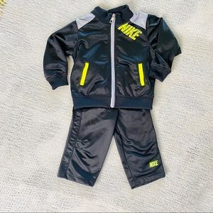 Nike Baby Track Suit Outfit 12 Months Black